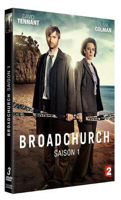 Broadchurch : L intégrale Saison 1  - DVD