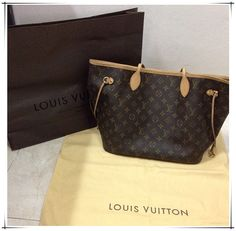 Just $235.99 !!!Hey Girls,Do Not Lose The Chance To Own Neverfull Handbag With A Low Price. #Louis #Vuitton #Fashion #Style