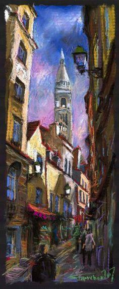 Montmartre - Yuriy Shevchuk