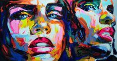 2 rostos cores nielly-francoise