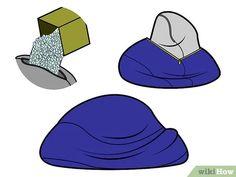 References Make A Bean Bag Chair, How To Make A Bean Bag, Diy Bean Bag, How To Make Pillows, Diy Cushion, Cushion Covers, Cushion Tutorial, Modern Bean Bags, Papasan Chair
