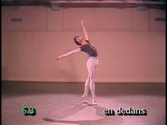 (8) Renversé, grand rond de jambe renversé and pirouette renversé - YouTube