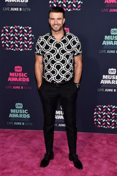 We're always majorly impressed by Sam Hunt's style, but he let us down at the CMT Music Awards in Nashville, Tennessee, on June 8, 2016. Fashion Hits and Misses for June 2016