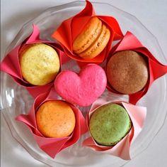#macarons #merenda #dolce