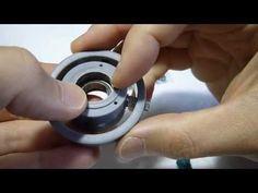 【DIY】スレッド型用ジンバルの作り方 - YouTube