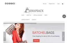Knapsack, plantilla ecommerce para Joomlahttps://www.silocreativo.com/mejores-temas-joomla/