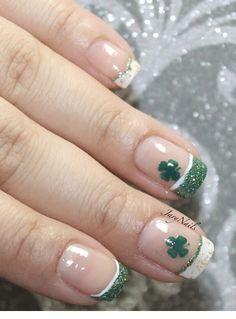 St. Patricks mani b