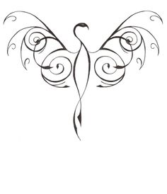 Phoenix  by ~Frau-Kruspe  Designs & Interfaces / Tattoo Design	©2005-2013 ~Frau-Kruspe