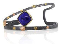 Image result for sapphire haida bracelet