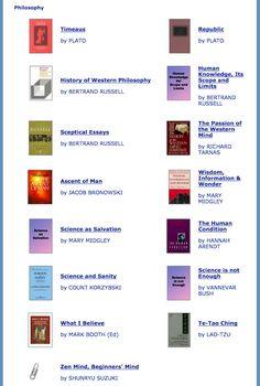 Alan Kay's Reading List