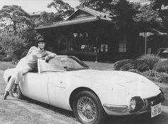 画像 : 日本車史上最高値で落札された トヨタ「2000GT」の魅力! - NAVER まとめ