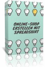 """Online-Shop erstellen mit Spreadshirt Lerne, Onlineshops ohne Programmierkenntnisse zu erstellen und Produkte, ohne Investition zu verkaufen.  Wollten Sie schon immer Online Geld verdienen, ohne was zu investieren?  Dann sind Sie hier richtig angelangt. Wir bieten Ihnen einen Kurs an, mit einer ausführlichen Anleitung, wie Sie Online Geld verdienen können mit der Seite """"Spreadshirt""""."""