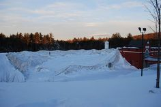 The Blizzard of 2013 took down the Franklin Pierce University Grimshaw-Gudewicz Activity Center, known as the
