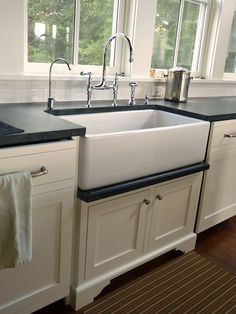 280 best Farm Sinks images on Pinterest | Kitchen remodeling ...
