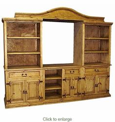 Rustic Entertainment Centers For Living Rooms