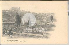 Salida de Ocaña by Centro de Estudios de Castilla-La Mancha (UCLM), via Flickr