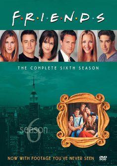 Warner Friends: The Complete Sixth Season