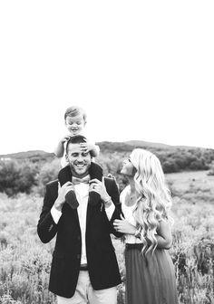 Van Brocklin family pictures- Utah