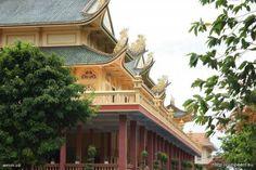 #Пагода #Вунгтау Вьетнам Vietnam - страна, в которую обязательно нужно попасть! Насладиться красотой природы, почувствовать всю прелесть незабываемого отдыха. Мне посчастливилось отдохнуть в этом замечательном месте и я нисколько не пожалел, что отправился во #Вьетнам. #vietnam #nature #rest #best #asia #азия #beautiful