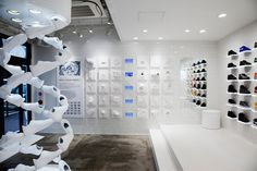 """Image of Nike Air Force 1 XXX """"The Pivot Point"""" 30th Anniversary Pop-Up Store"""