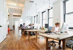 Color blanco oficinas estilo nórdico