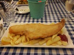 Fish and chips locally - we tell you the best places to go! Even gluten-free batter options!