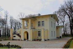 Wiechlice - Domek Ogrodnika