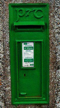Green Mailbox Ireland
