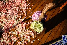 Costa Rica Wedding - Luxury Costa Ruca Wedding Flowers