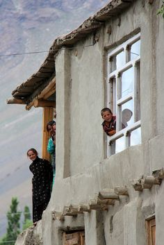 Peeking! Badakshan province, Afghanistan. Badakhshan Province is one of the 34 provinces of Afghanistan, located in the northeastern part of the country between the Hindu Kush mountains and the Amu Darya River.