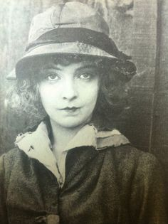 Lillian Gish in Hearts of the World, 1918