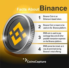 Coin of the week: Binance Coin Cryptocurrency Trading, Bitcoin Cryptocurrency, Crypto Coin, Budget Organization, Money Talks, Blockchain Technology, Crypto Currencies, Trending Topics, Software Development