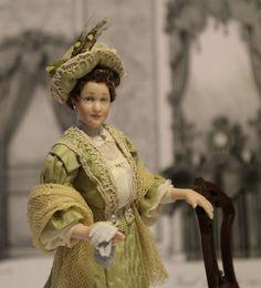 (2) Bertram Miniatures
