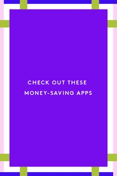 How To Save $500 In Our 30-Day Money Challenge #refinery29  http://www.refinery29.com/30-day-personal-finance-guide#slide-13  Day 13Time: As much time as you want to spend downloading and exploring these appsTools: Smartphone and internet accessSave: $13At two weeks into the challenge, you're probably more cognizant of your money than ever before. Make saving a bigger priority by downloading some apps that will help you stash away a few mo...
