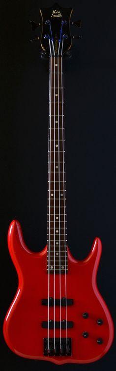 KEN SMITH Burner (via Bass Direct)