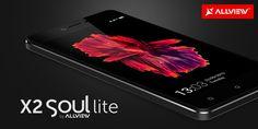 Allview lansează cel mai accesibil smartphone din gama Soul