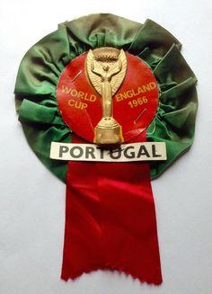 1966 World Cup, Fifa World Cup, England Badge, Vintage Flag, Rosettes, Portugal, Football, Ebay, Goals