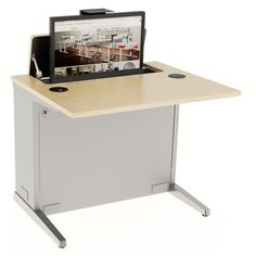 Computer Desks Workrite Ergonomics Manual User Guide