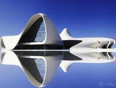 Zaha Hadid Heydar Aliyev Cultural Centre, Baku