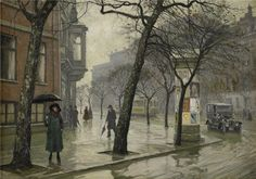 paul gustave fischer paintings - Поиск в Google