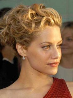 Wedding updo hairstyles for bridesmaids. Wedding updo hairstyles for bridesmaids. Wedding hairstyles for bridesmaids updo. Updos For Medium Length Hair, Medium Hair Styles, Curly Hair Styles, Hair Medium, Wavy Updo, Short Hair Updo, Up Hairstyles, Wedding Hairstyles, Wedding Updo