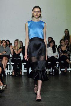 Karla Spectic Ready-To-Wear S/S 2013/14
