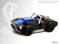 Shelby Cobra | Carroll Shelby's favorite production car I kn… | Flickr