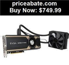 Computer-Parts: EVGA GeForce GTX 980 Ti Hybrid 06G-P4-1996-KR 6GB 384-Bit GDDR5 PCI Express 3.0 - BUY IT NOW ONLY $749.99