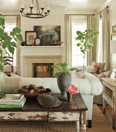 southern living home decor - Google Search
