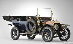 1909 Pierce Great Arrow Series PP 40HP 7-Passenger Touring Car ★。☆。JpM ENTERTAINMENT ☆。★。