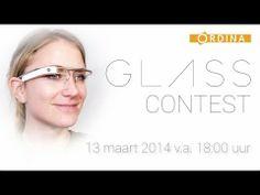 Google Glass Video: App voor hulp met eten koken - Ordina Glass Contest (13 maart 2014) - #googleglass #Ordina