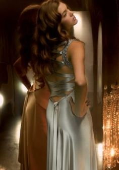 If Mick and I ever have a weddig re-do, this would probably be my choice: Jenny Packham Solange dress from Casino Royale.