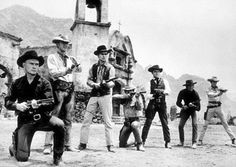 the magnificent seven | Heroclix and more: Scenario: The Magnificent Seven