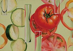 Copic, Sketches, Japanese, Vegetables, Wallpaper, Drawings, Illustration, Food, Design